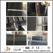 China Natural Stone G654 Granite Stair steps Outdoor Designs