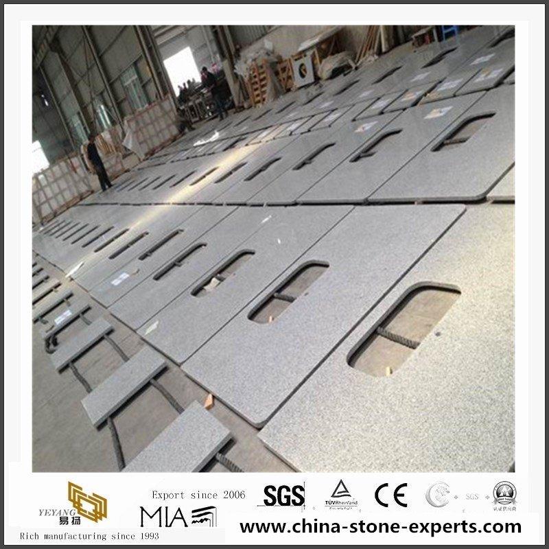 China Cheap G603 Grey Granite Countertop Stone Factory Price 2
