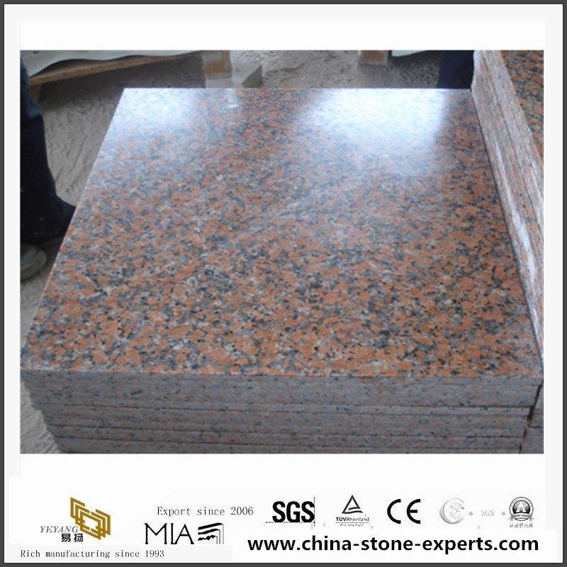 China Popular Marple Red G562 Granite for Kitchen, Bathroom7