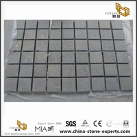 Natural Granite Paving Stone for Garden / Landscape from china Factory