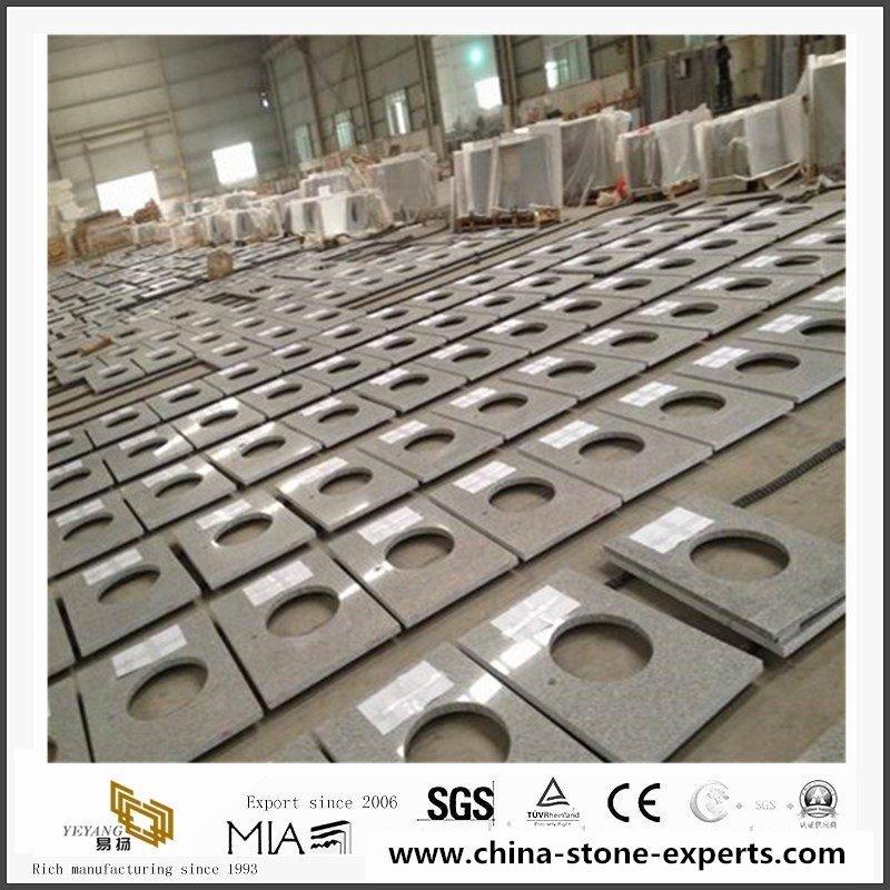 China Cheap G603 Grey Granite Countertop Stone Factory Price 1