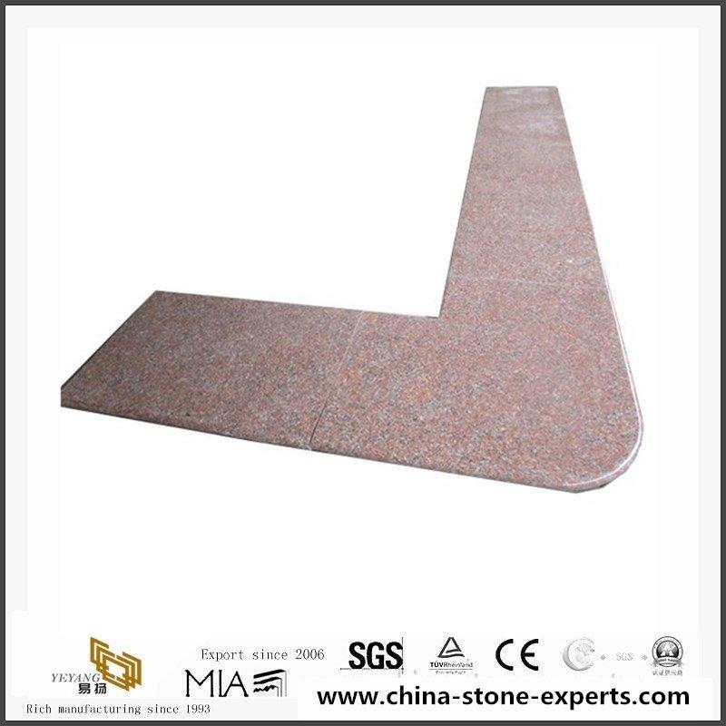 China Popular Marple Red G562 Granite for Kitchen, Bathroom6