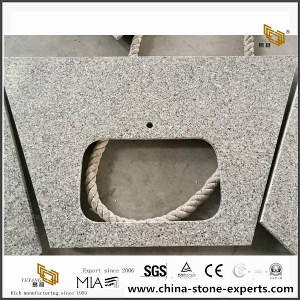 swan white granite countertop 2