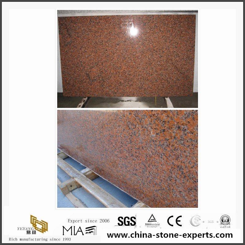 China Popular Marple Red G562 Granite for Kitchen, Bathroom1