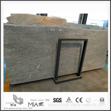 Natural New Roman Ice Light Grey Marble for Kitchen/Bathroom Countertops & Floor Tiles(YQW-MS31019)