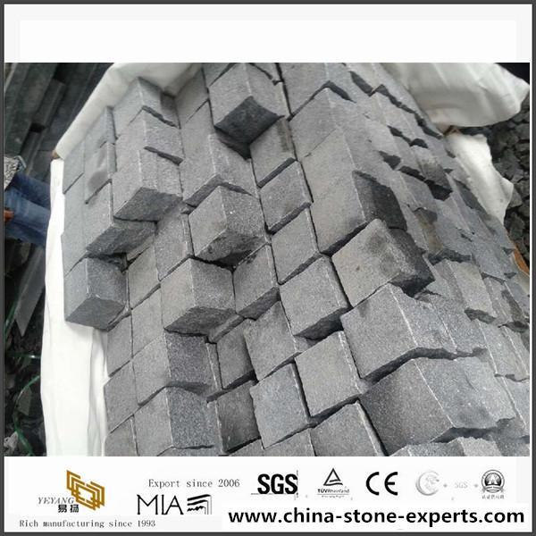 G654 granite Cobblestone 2