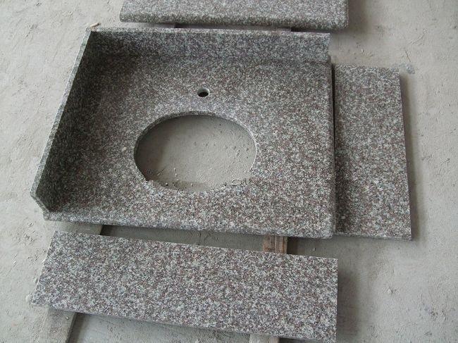 G664 Pink Granite Countertop 02_副本