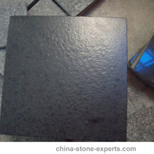Flamed Black/Gray Basalt Stone For Paveing Stone Tiles (YQG-PV1006)