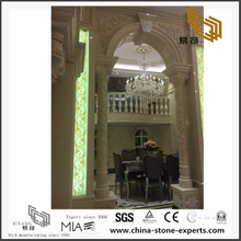 Marble Stone Background Design for Hall (YQW-MB0815016)