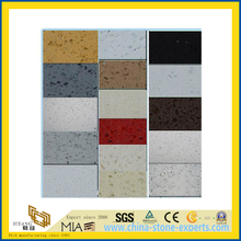 Hot Sell Colorful Artificial Stone Quartz for Kitchen Countertop (YQC)