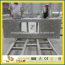 Prefab Tiger Skin White Granite Kitchen Countertops