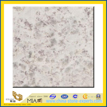 Polished Pearl White Slabs for Countertops (YQZ-G1046)