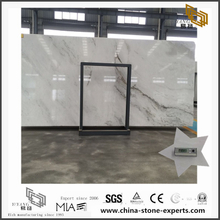 Arabescato Venato White Marble Slab for Countertop with best prices (YQW-MSA070601)