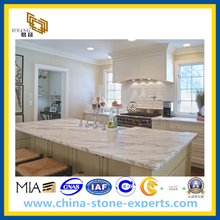 Clear Artificial Engineered Quartz Stone for Counterops Sale with Green/White/Grey/Black/Blue/Pink