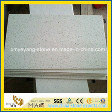 White Starlight Quartz Stone Tile or Cut-to-Size for Kitchen Project