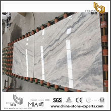 Quality Vemont Grey Stone Marble for Wall Backgrounds & Floor Tiles (YQW-MS090704)