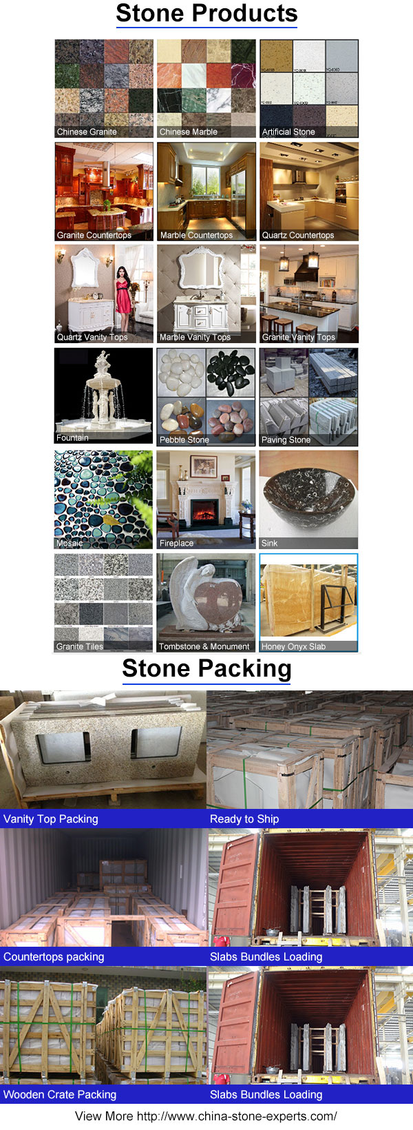 Yeyang Stone Products+Packing-2