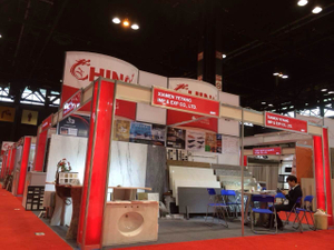 2016 Coverings Yeyang stone are attending the Coverings at Chicago,USA 01