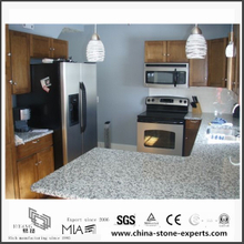 Custom G439 Bianco Taupe Granite Countertop for Kitchen/Bathroom (YQW-GC06102)