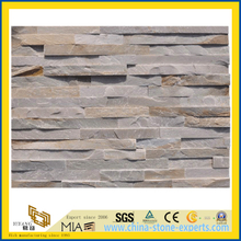 Natural Slate and Quartzite Culture Stone/Stack Stone/Ledge Stone